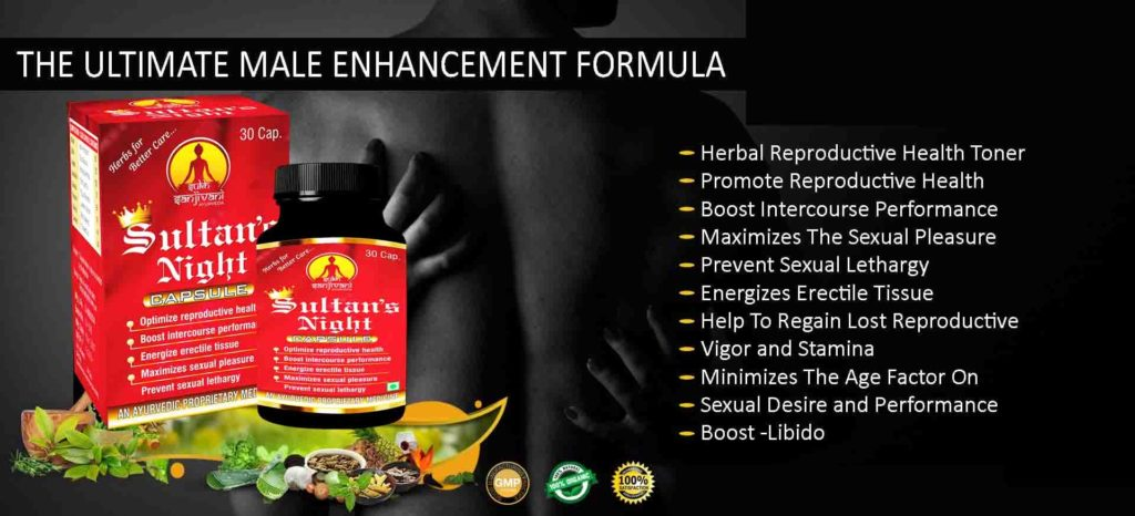 The ultimate male enhancement formula.