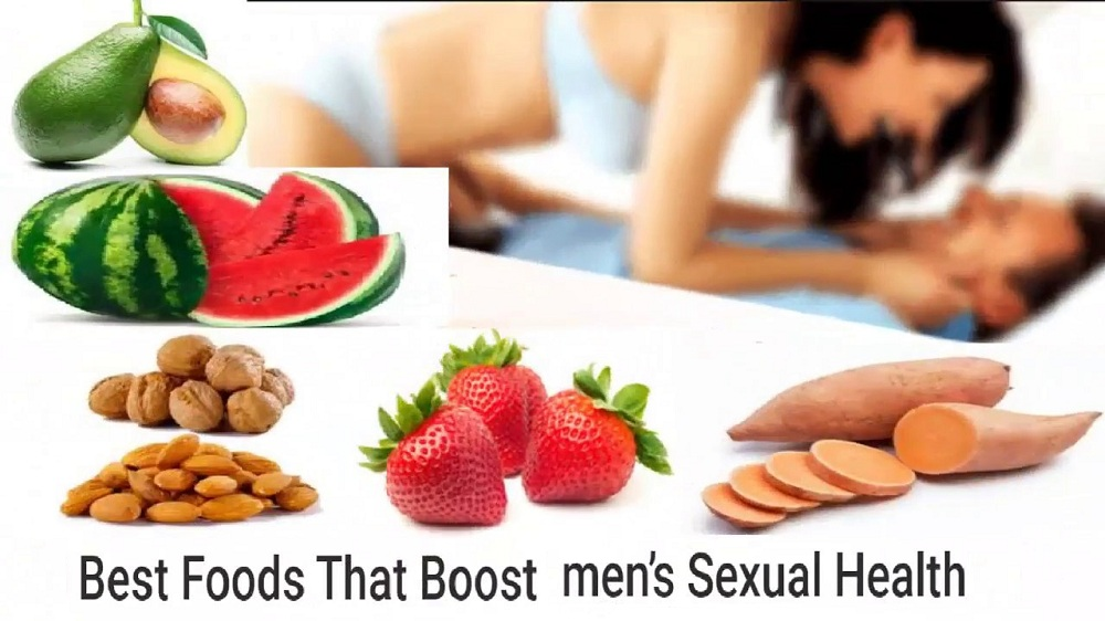 foods for mens sexual health